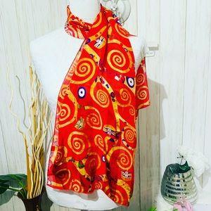 Brochier Soieries Silk scarf
